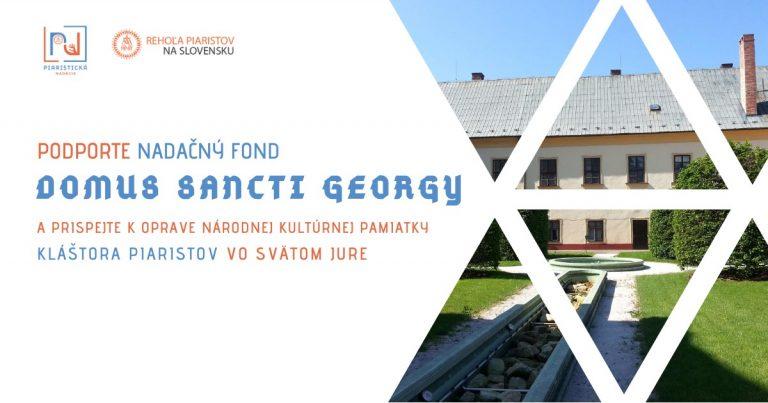 Nadačný fond Domus Sancti Georgy